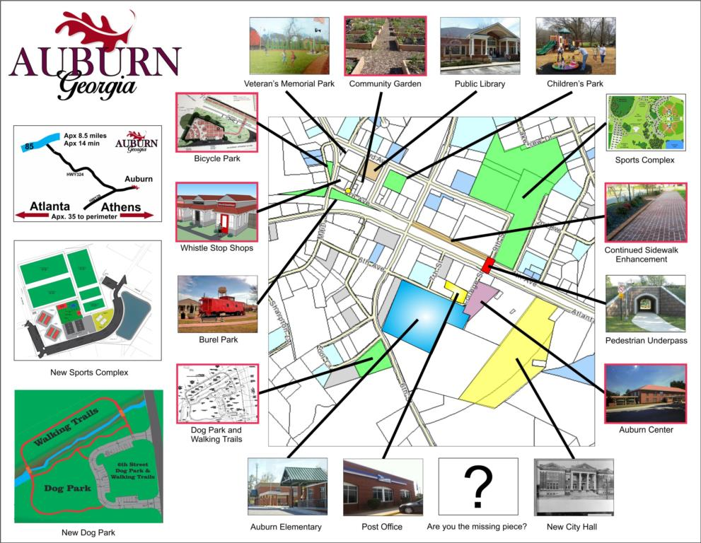 Auburn, GA - Planning and Zoning on